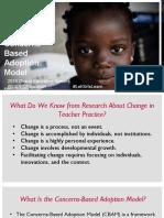 Change - Teachers