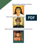 Gambar Dan Nama Pahlawan Indonesia