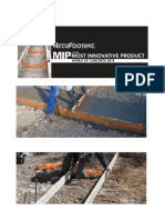 The AccuFooting Concrete Forming System changes how footings are formed.docx