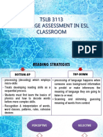 Tslb 3113 Language Assessment
