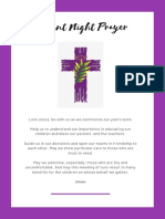 parent night prayer