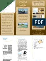 GRAND VILIA HOTEL PROFIL