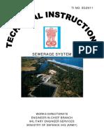 2011 Sewarage System