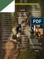 Brochure Masterclass Tallini - D'Avino - Tatulli