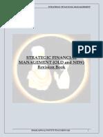CA Final SFM Revision material May 2019 .pdf