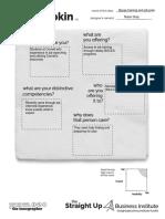 idea napkin - english - v5