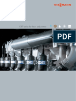 CHP Units for Heat and Power