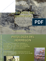 Patología del hormigón