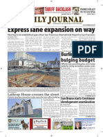 San Mateo Daily Journal 05-13-19 Edition