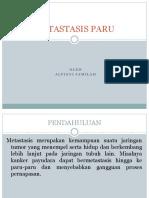 Metastasis Paru