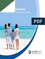 Auditnet Cyprus EU Citizenship Permanent Residence Permit