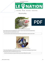 Recycling Blog _ RecycleNation