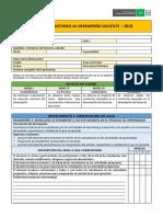Ficha Monitoreo