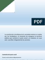Sociedades Anonimas en Perú