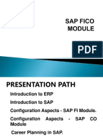 Introduction to SAP S4 HANA FICO