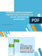 Enhancing Good Government (Report)
