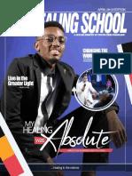 The Healing School Magazine - April 2019