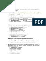 Ejercicios de Repaso Temas 5 y 6