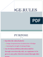 A Bridge Rule