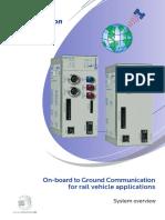 Urzadzenia Oraz Moduly Selectron Flyer on Board to Ground Communication En