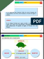 8. Generalidades. Lengua y Lenguaje