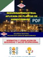 Seguridad Industrial Aplicada en Plantas de Hidrocarburos - YPFB Final