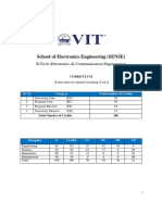 BTechElectronicsandCommunicationEngineering Curriculum