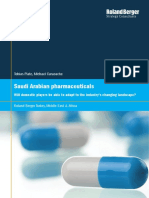 Pharmaceutical Market Brief KSA
