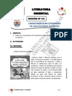 Literatura - 5° Secundaria.docx