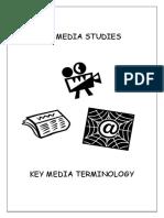 As Media Terminology Glossary 1