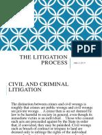 Litigation Pakistan