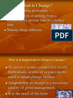 9 - Managing Change & Transition