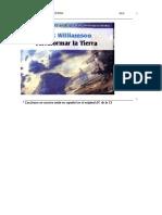 Williamson Jack - Terraformar La Tierra [Doc]
