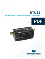 Rtu_32 Data Sheet