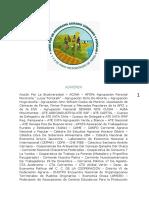 Primeras Conclusiones Del Primer Foro Nacional Por Un Programa Agrario Soberano y Popular