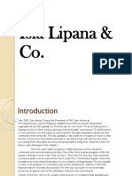 Isla Lipana Ppt