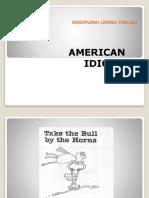 American Idioms 1