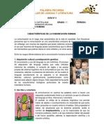 GUÍA N°5 LA VARIACIÓN LINGÜÍSTICA GRADO 11