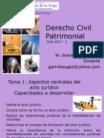 1 Aspectos Generales Del Acto Jurídico (1)