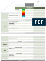 IC Vendor Evaluation Template