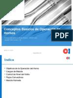 Training FO & GS - Conceptos Básicos de Hornos (Spanish)