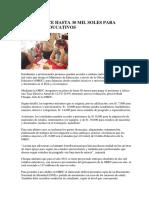 OBEC OFRECE HASTA 30 MIL SOLES PARA CRÉDITOS EDUCATIVOS.docx