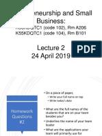 2019 Spring Entrepreneurship Class- Lecture 2.pdf