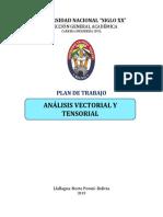 Formato Plan de Trabajo Auxiliatura1 Analisis Vectorial