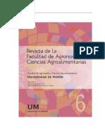 Revista de Agronomia