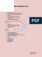 Psm 1 Papers