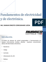Fundamentos Electricos y Electronicos