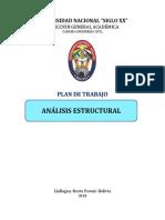 Formato Plan de Trabajo Auxiliatura1 Analisis
