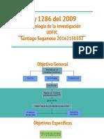Ley 1286 del 2009