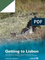 Getting to Lisbon - English